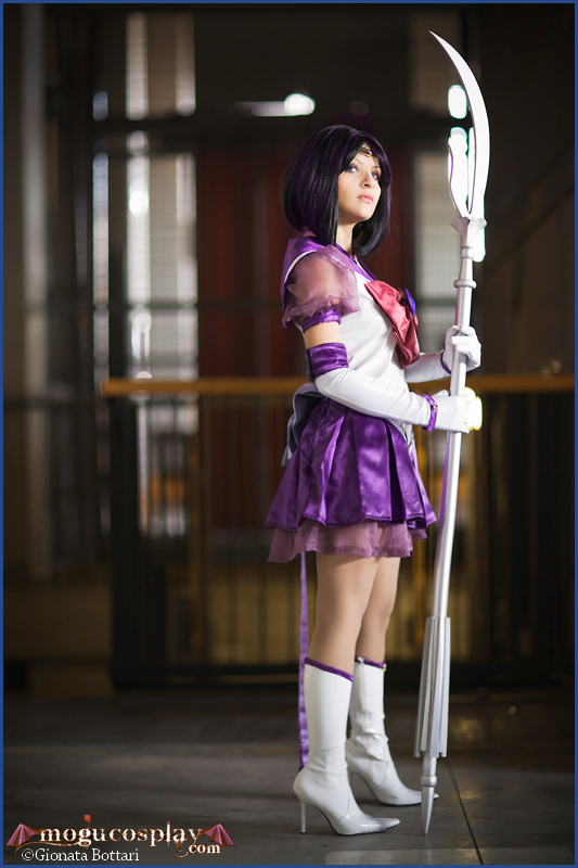 Sailor Saturn Eternal by drummerina
