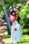 Flowers for Dynasty Warriors