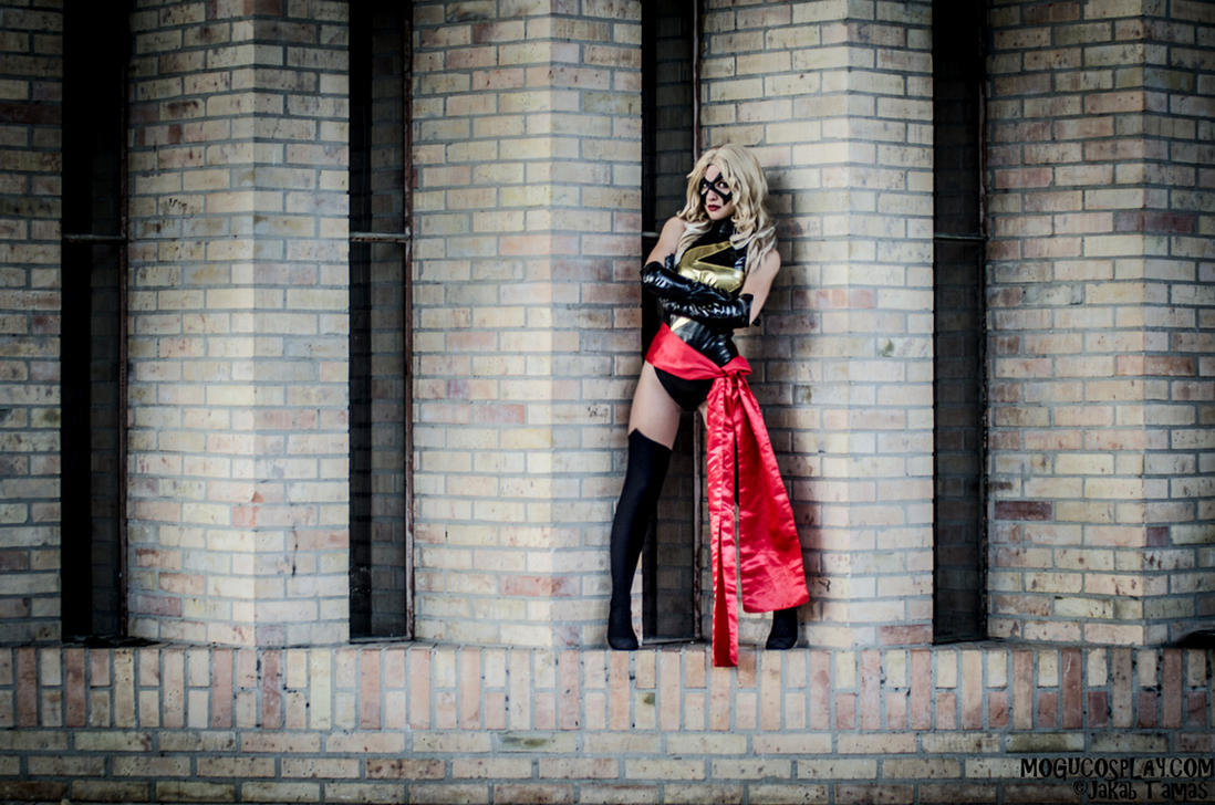 Ms Marvel by drummerina