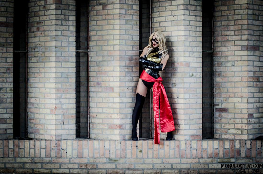 Ms Marvel by drummerina