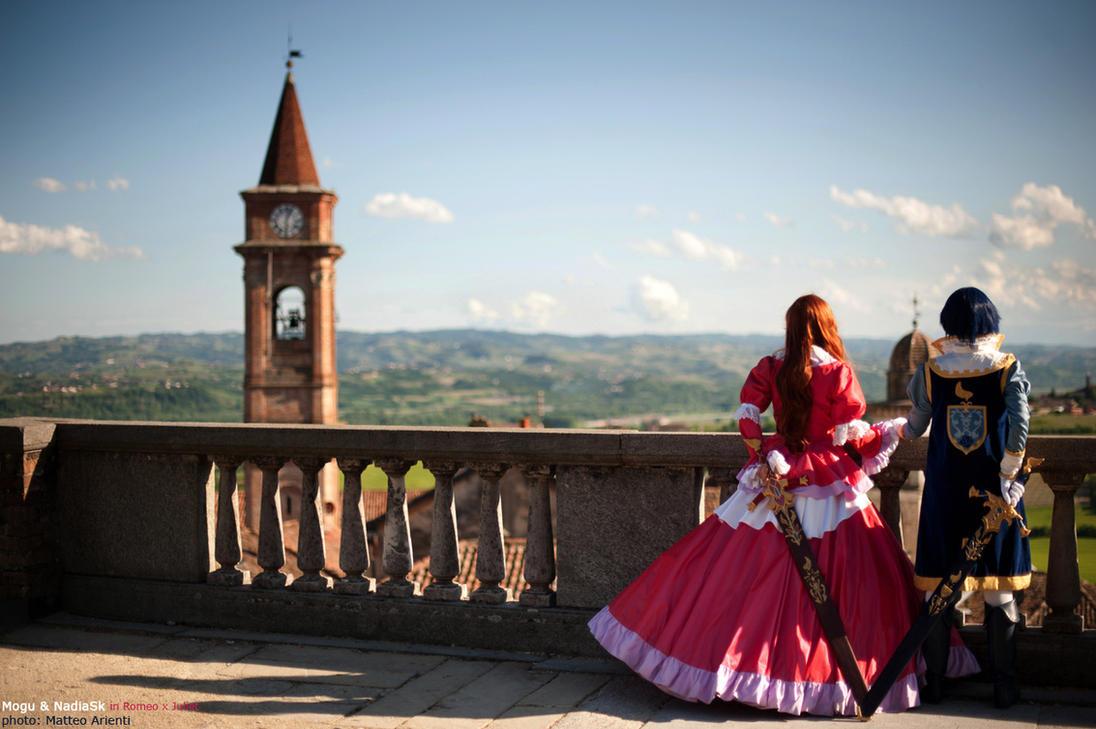 Romeo X Juliet by drummerina