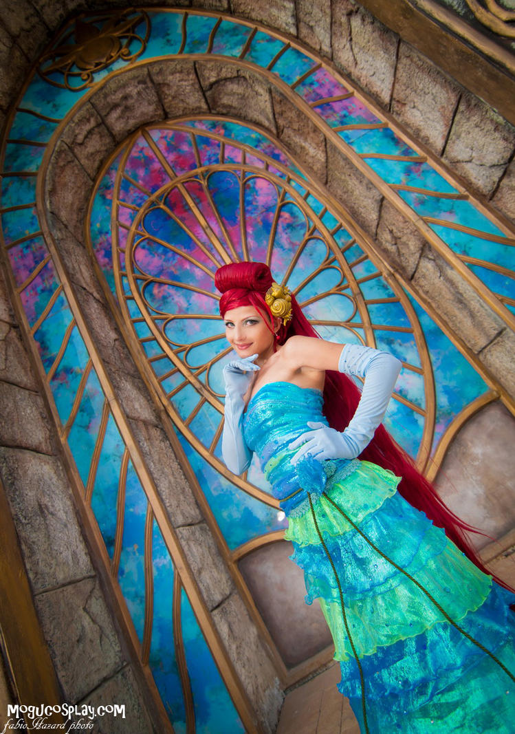 Ariel Disney Princess Designer Collection by drummerina