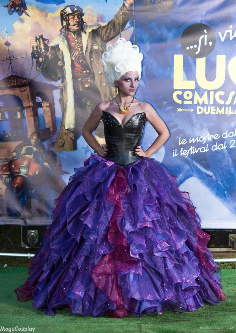 Ursula Disney Designer Collection by drummerina