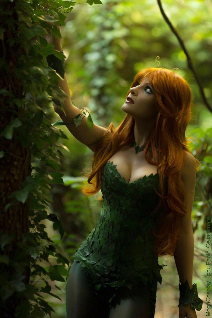 Poison Ivy by drummerina