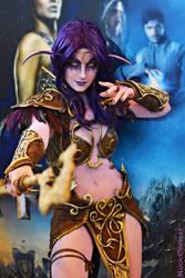 Night Elf - World of Warcraft