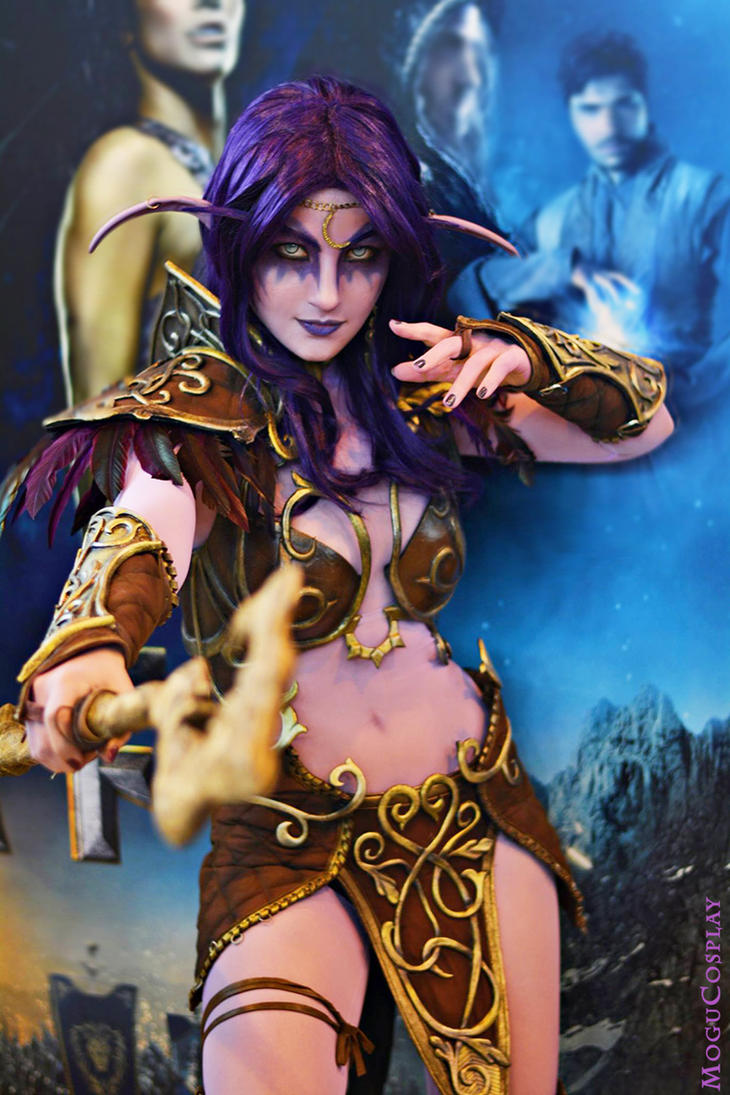 Night Elf - World of Warcraft by MoguCosplay