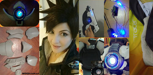 Tracer - Overwatch - Making of