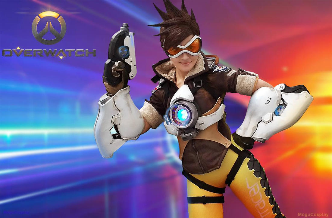 Tracer - Overwatch by MoguCosplay