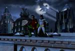 Bat Family Business