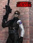 The Winter Soldier by kevmann