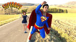 Superboy: 75 years of adventures by kevmann