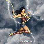 Wonder Woman 84 by kevmann