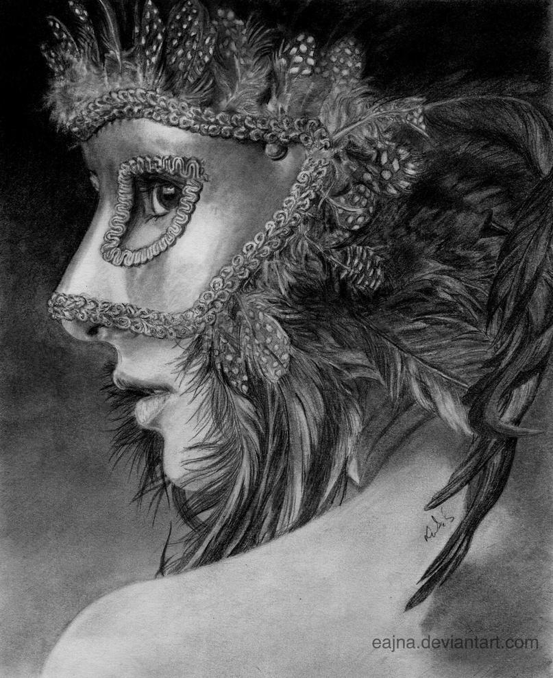Masquerade by eajna