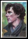 Sherlock ACEO