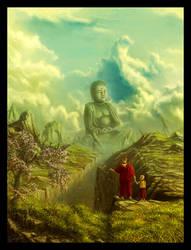 buddha by slizgi