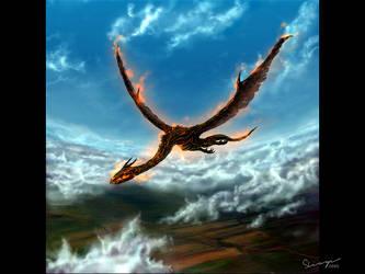 dragon by slizgi
