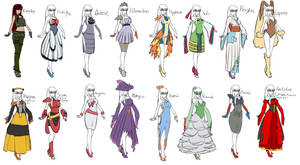 OAO Lots of Dresses for Zayra