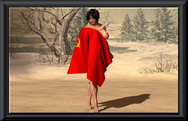 Charity Bikini Calender image5 by Soviet-Superwoman