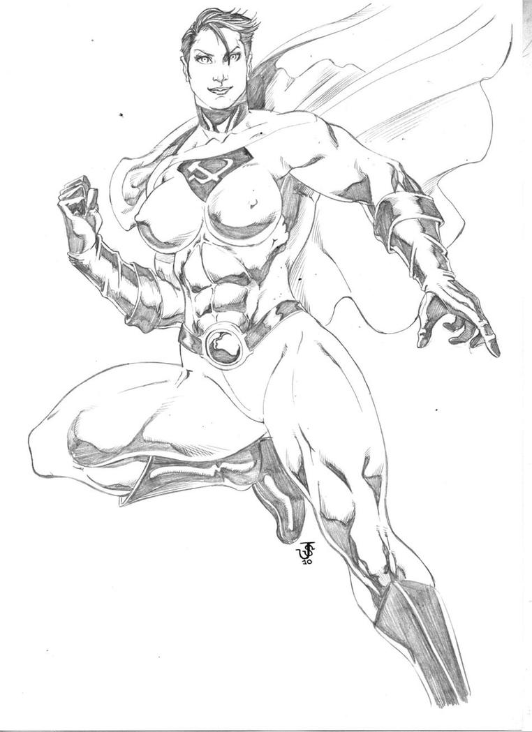 Soviet Superwoman by Jean by Soviet-Superwoman