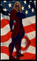 American Pride by Soviet-Superwoman