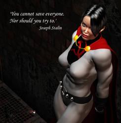 Her Burden by Soviet-Superwoman