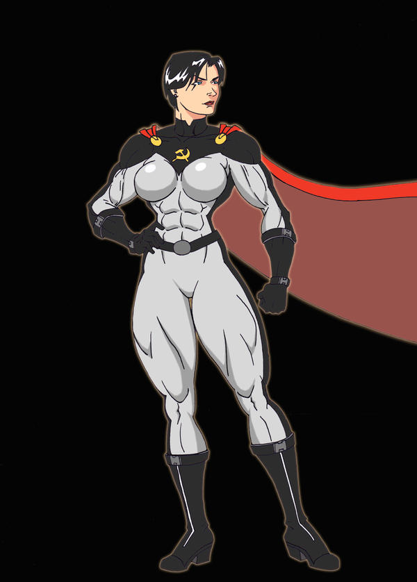 Soviet-Superwoman's Profile Picture