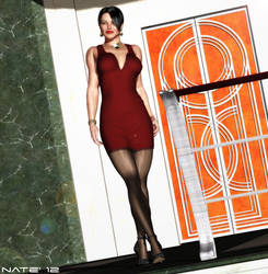 Soviet Elegance by Soviet-Superwoman