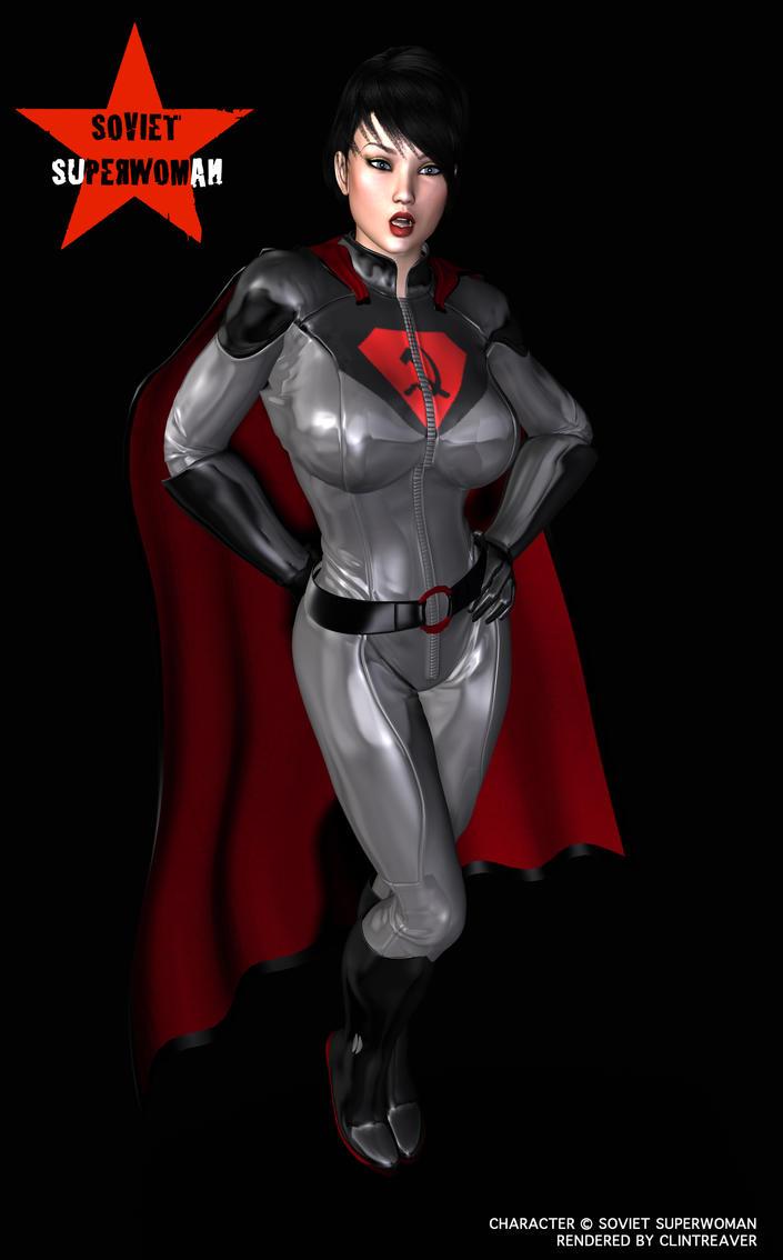 Soviet Superwoman's POV by Soviet-Superwoman