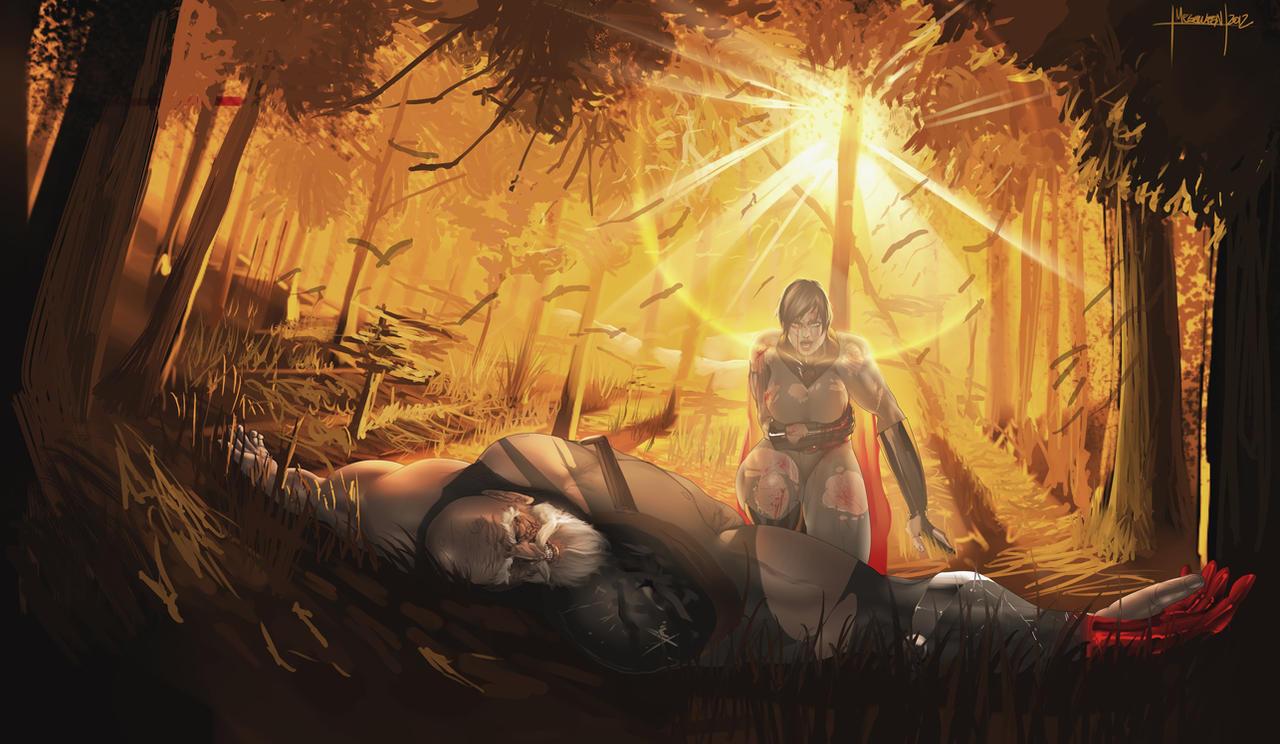 Koschei the Deathless, Chapter 4 by Soviet-Superwoman