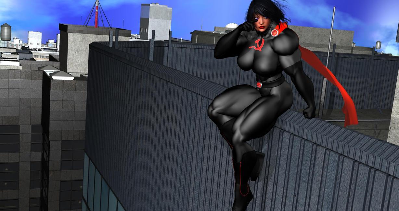 Lonely Vigil by Soviet-Superwoman