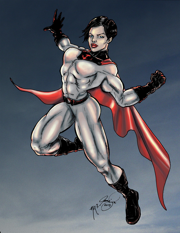 Soviet Superwoman by Jamibug by Soviet-Superwoman