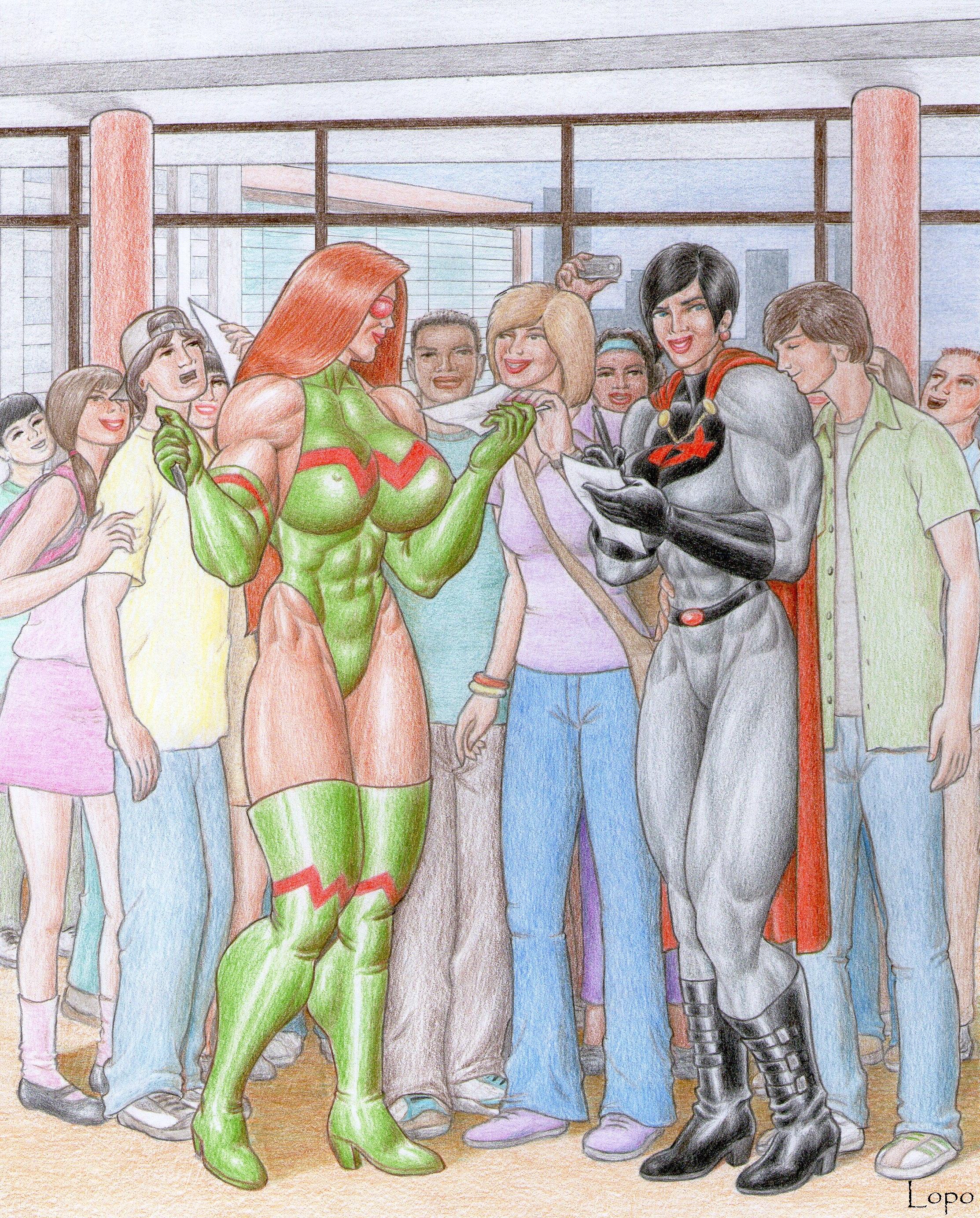 Humpdays 17 by Soviet-Superwoman