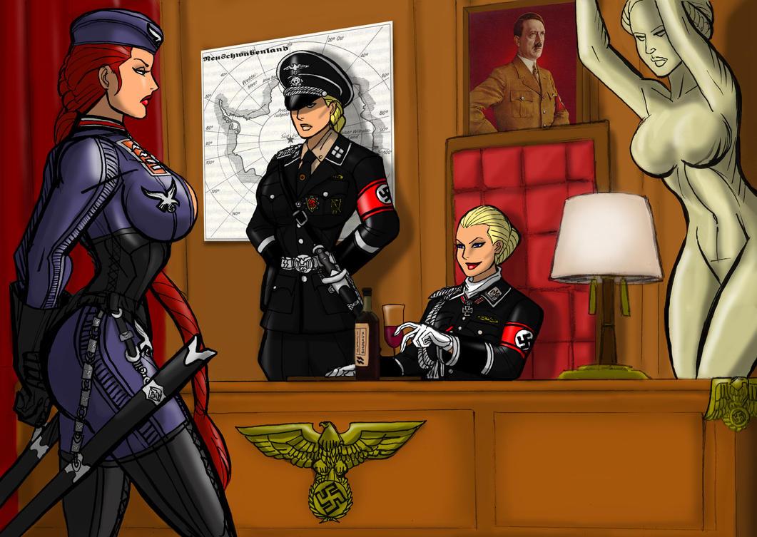 Neubeginn by Soviet-Superwoman