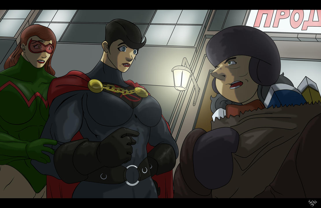 Humpdays 34 by Soviet-Superwoman