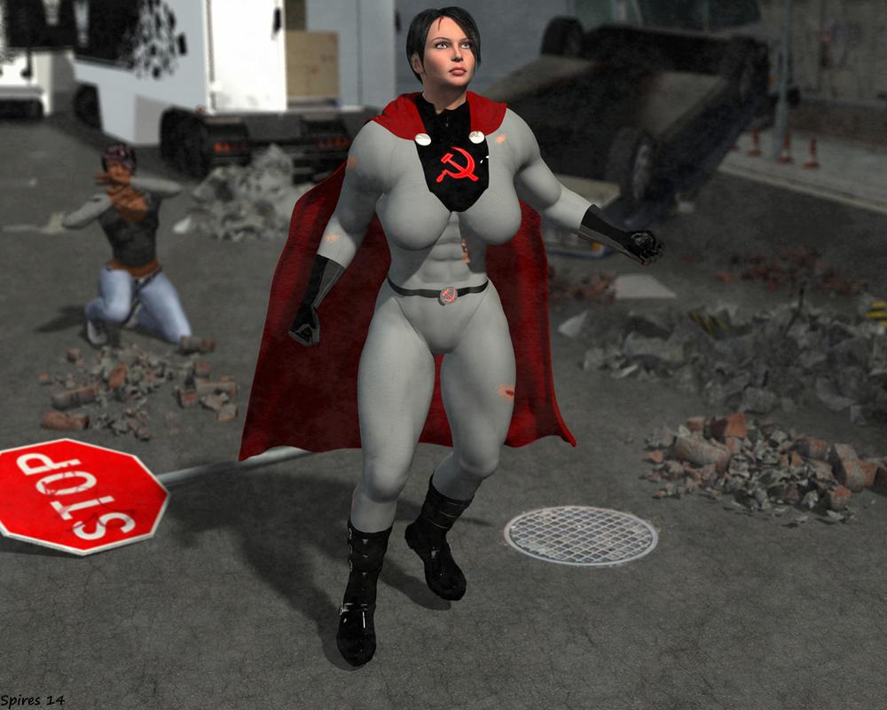 Reversing Polarity by Soviet-Superwoman