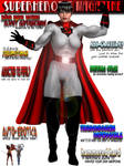 The Cover of Superheroine Magazine!