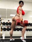 Olga's High-Intensity Workout, stage two