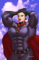 Slavic Amazon by Soviet-Superwoman