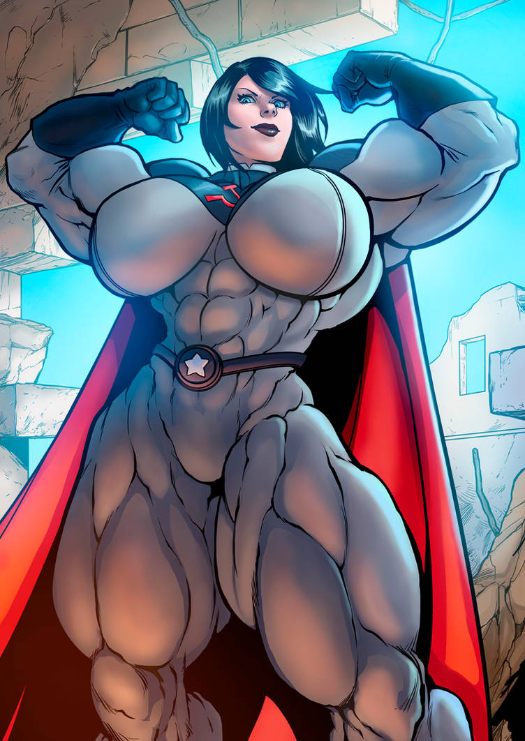 The Superwoman Exists, and She's Soviet!