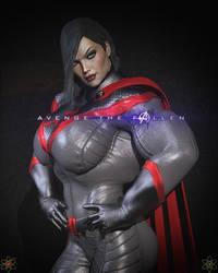 SSW Avenge the Fallen by Soviet-Superwoman