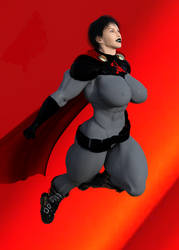 May Day Maiden by Soviet-Superwoman