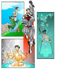 Soviet Superwoman From Human To Goddess by Soviet-Superwoman