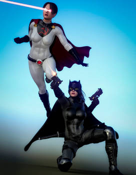 Nightfall and the Soviet Superwoman