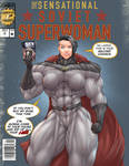 Sensational Soviet Superwoman by Soviet-Superwoman