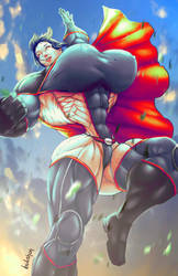 Soviet Superwoman, Costume #3