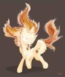 Fire Twilight Sparkle