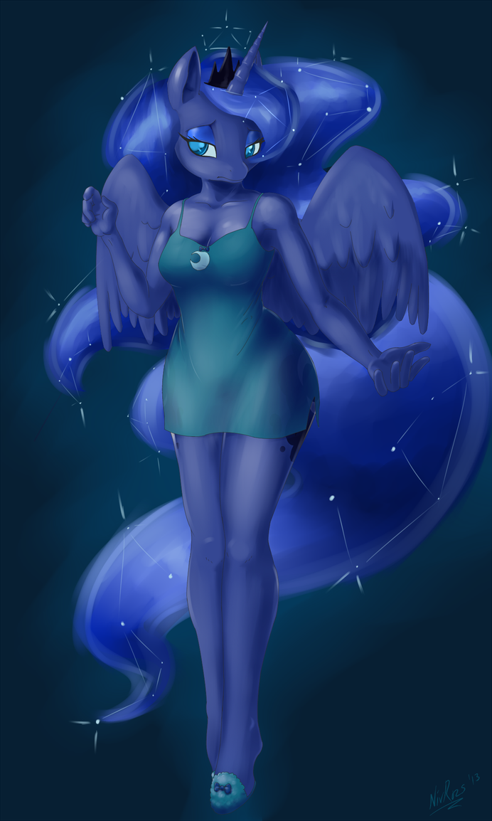 Night Gown by NivRozs
