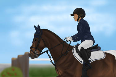 Paid To See This - show jumping
