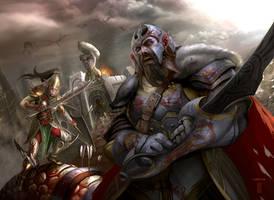 The Last Battle by LASAHIDO