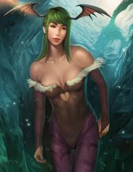 Morrigan by LASAHIDO